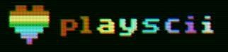 Playscii redonne vie à l'art ASCII !