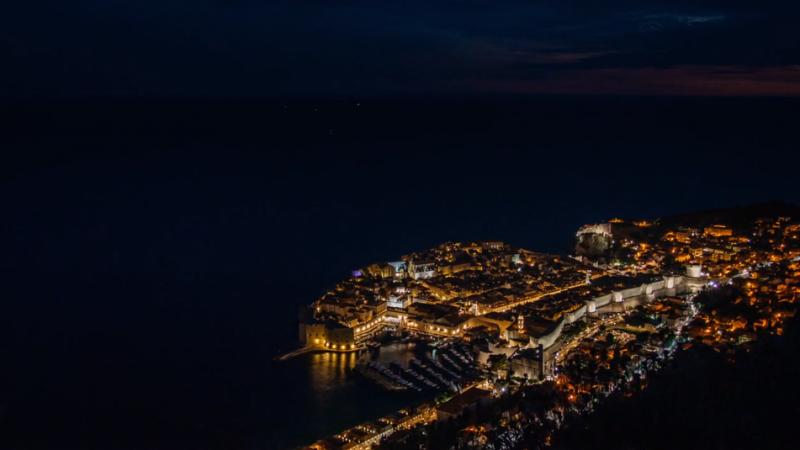 Tombez sous le charme de la ville de Dubrovnik, cette perle de l'Adriatique située en Croatie